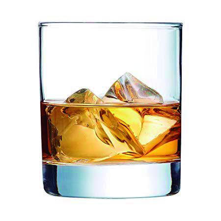 vaso whisky islande