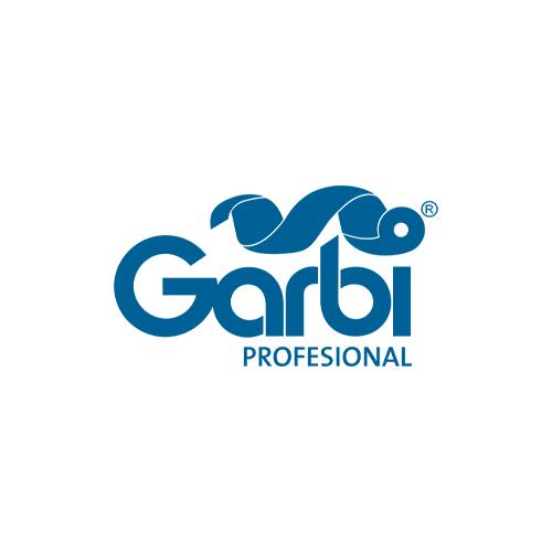 logotipo Garbi celulosa
