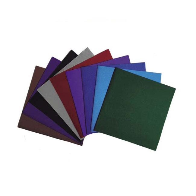 servilleta punta a punta colores