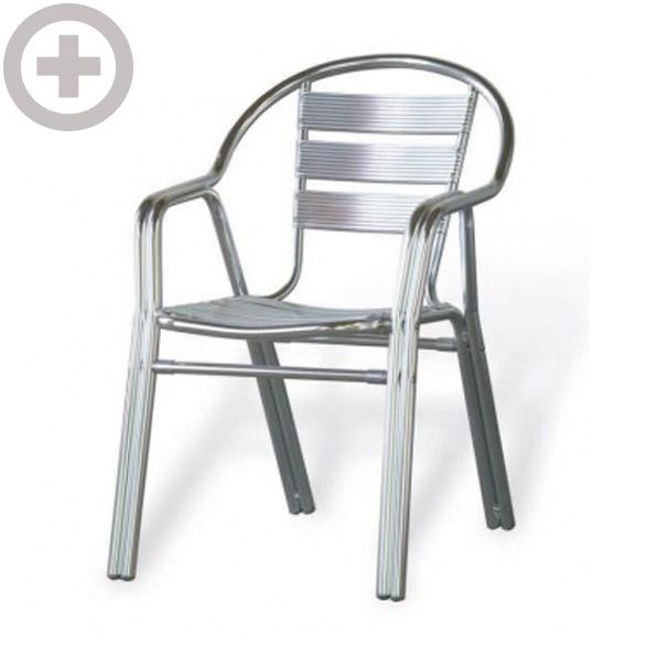 Mobiliario para hosteler a en barcelona mesas y sillas de for Sillas para terraza